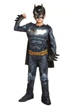 Justice League Batman Muscle Child Costume