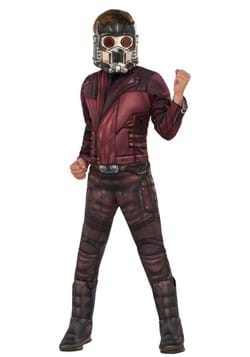 Child Star Lord Avengers 4 Deluxe Costume