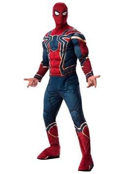 Deluxe Adult Iron Spider Costume