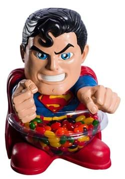 Superman Candy Bowl Holder