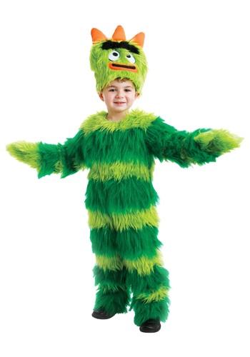 Deluxe Toddler Brobee Costume