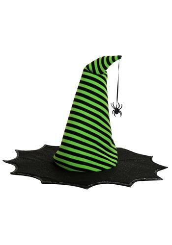 Spiderina Witch Hat