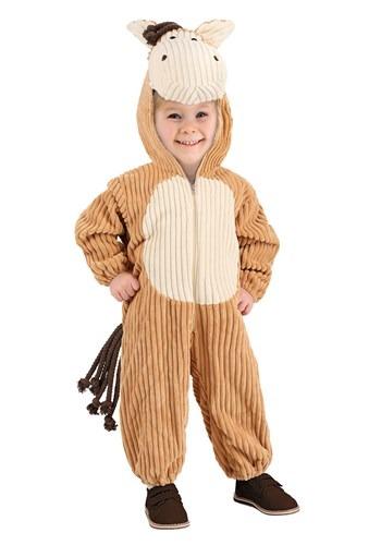 Toddler Corduroy Horse Costume