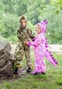 Toddler/Child T-Rex Dinosaur Costume Alt 4