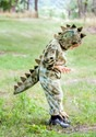 Toddler/Child T-Rex Dinosaur Costume Alt 6