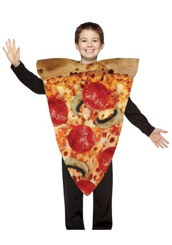 Kids Pizza Slice Costume