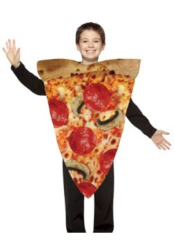Kids Pizza Slice Costume