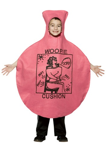 Kids Whoopie Cushion Costume
