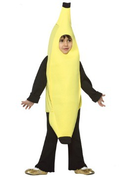Toddler Banana Costume