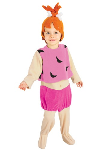 Pebbles Flintstone Child Costume