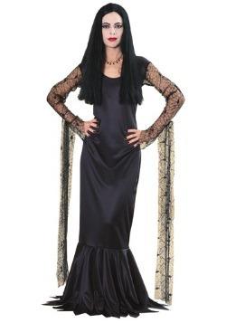 Morticia Addams Costume