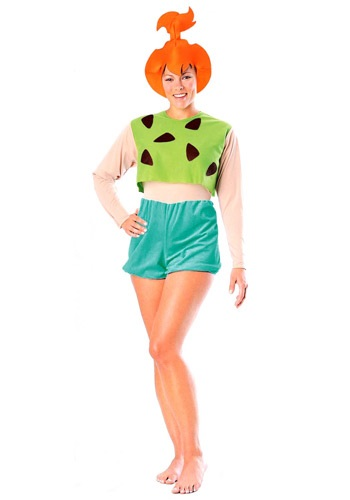 Pebbles Flintstone Adult  Costume
