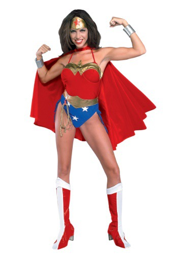 Deluxe Wonder Woman Costume