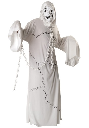 Adult Ghost Costume