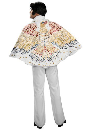 Adult Elvis Cape