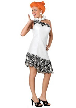 Wilma Flintstone Plus Size  Costume