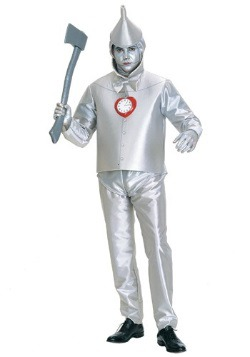 Plus Size Tin Man Costume