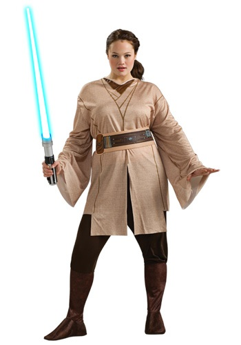 Female Jedi Costume Plus Size