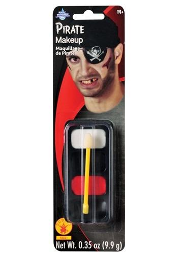 Face Pirate Makeup