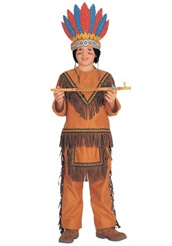 Boy Native American Costume