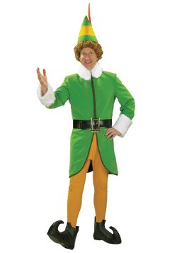 Deluxe Buddy the Elf Costume