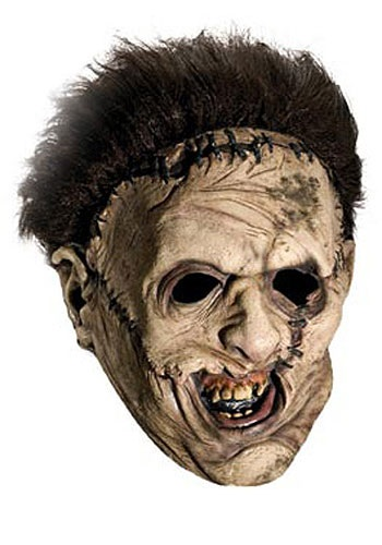 Leatherface Vinyl Mask