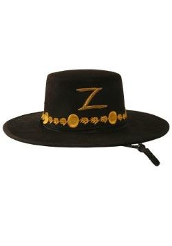 Adult Zorro Hat