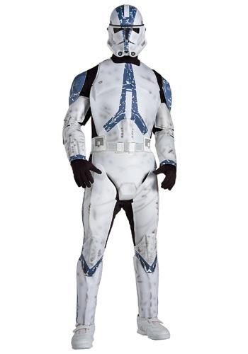 Clone Trooper Deluxe Costume - Episode III