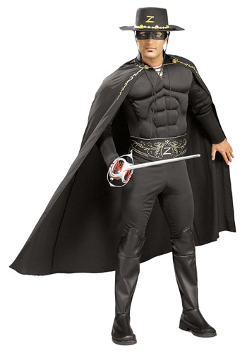 Adult Zorro Costume