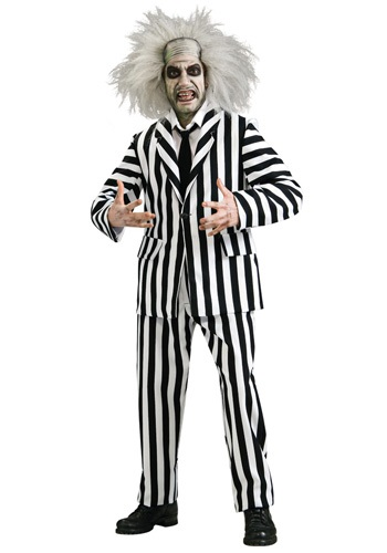 Grand Heritage Beetlejuice Costume