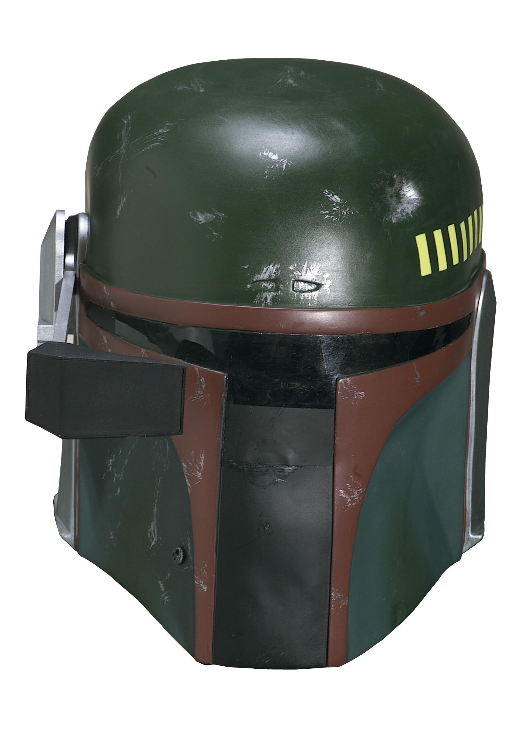 Deluxe Boba Fett Helmet