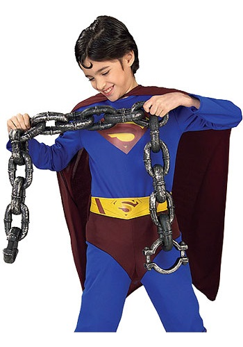 Superman Breakable Chain