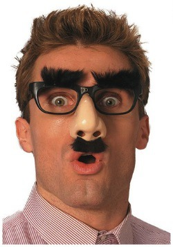 Funny Nose Glasses