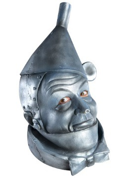 Latex Tin Man Mask