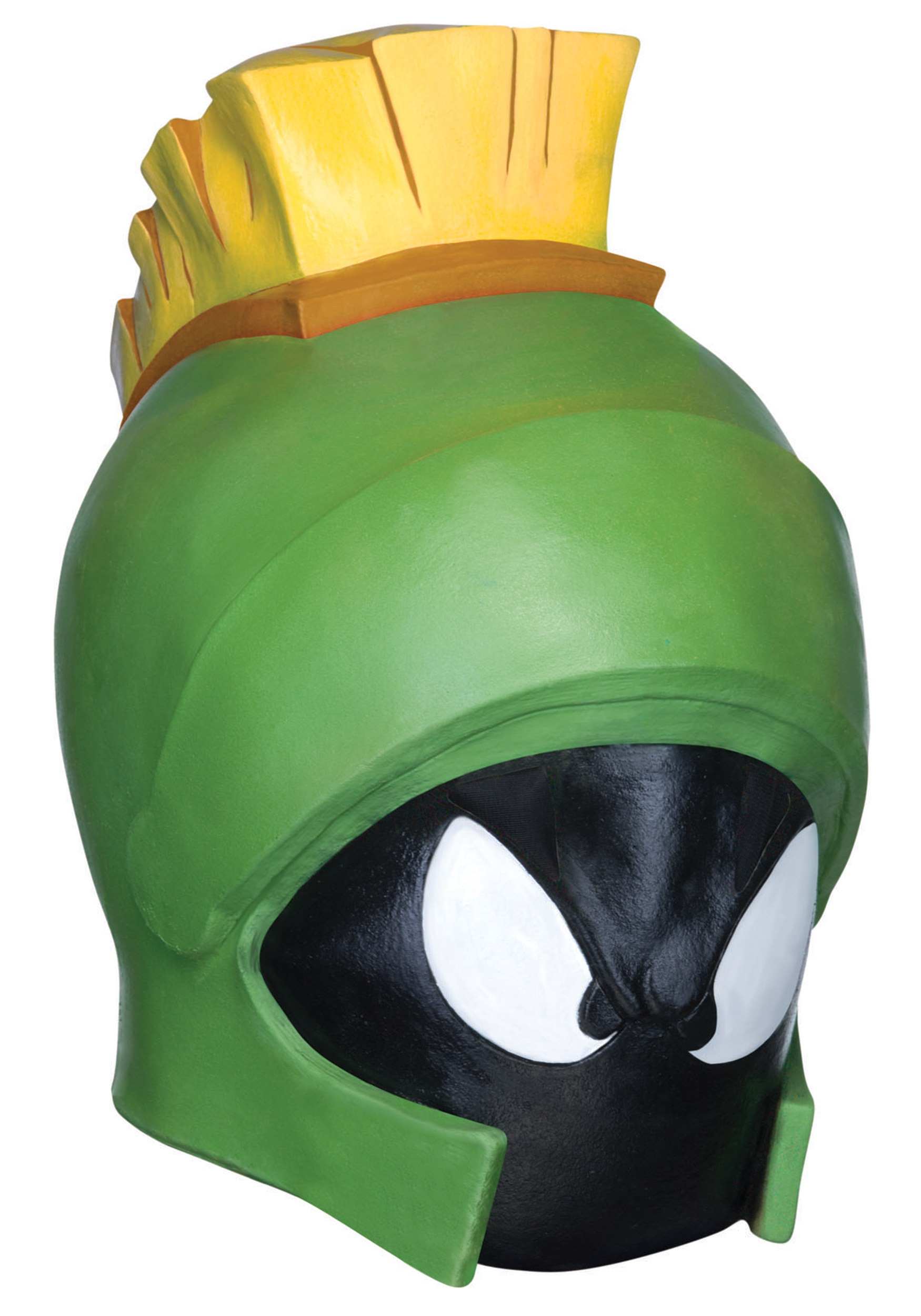 Kids Marvin The Martian Looney Toons Costume Red Green Cartoon Alien XL