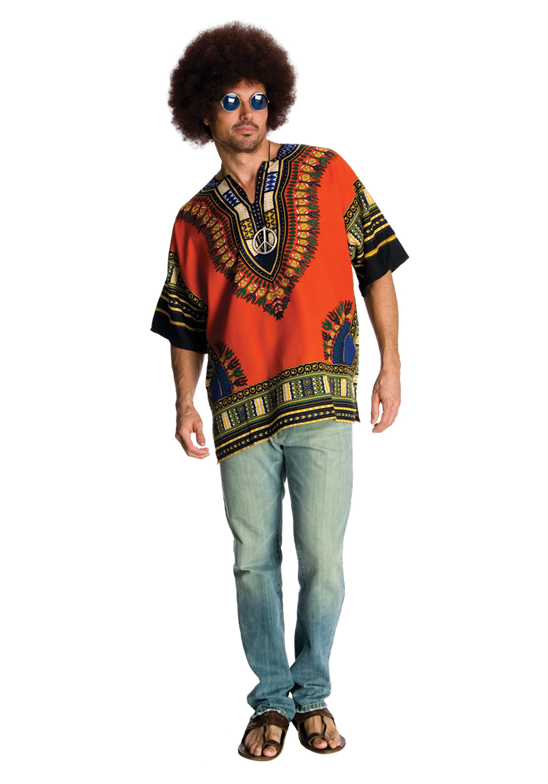 sc 1 st  Halloween Costumes AU & Hippie Dude Costume