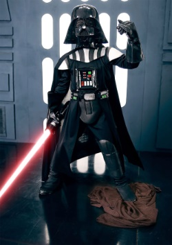 Child Deluxe Darth Vader Costume