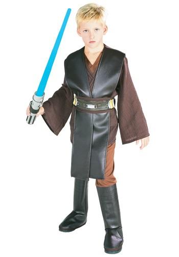 Kids Deluxe Anakin Skywalker Costume