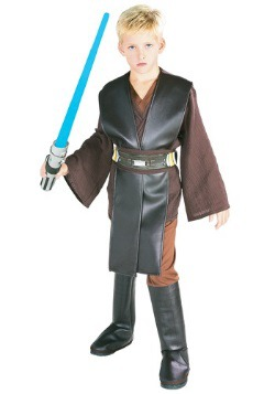 Kids Deluxe Anakin Skywalker Costume