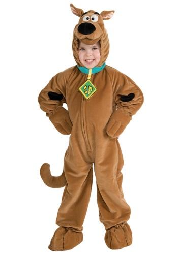 Child Deluxe Scooby Doo Costume