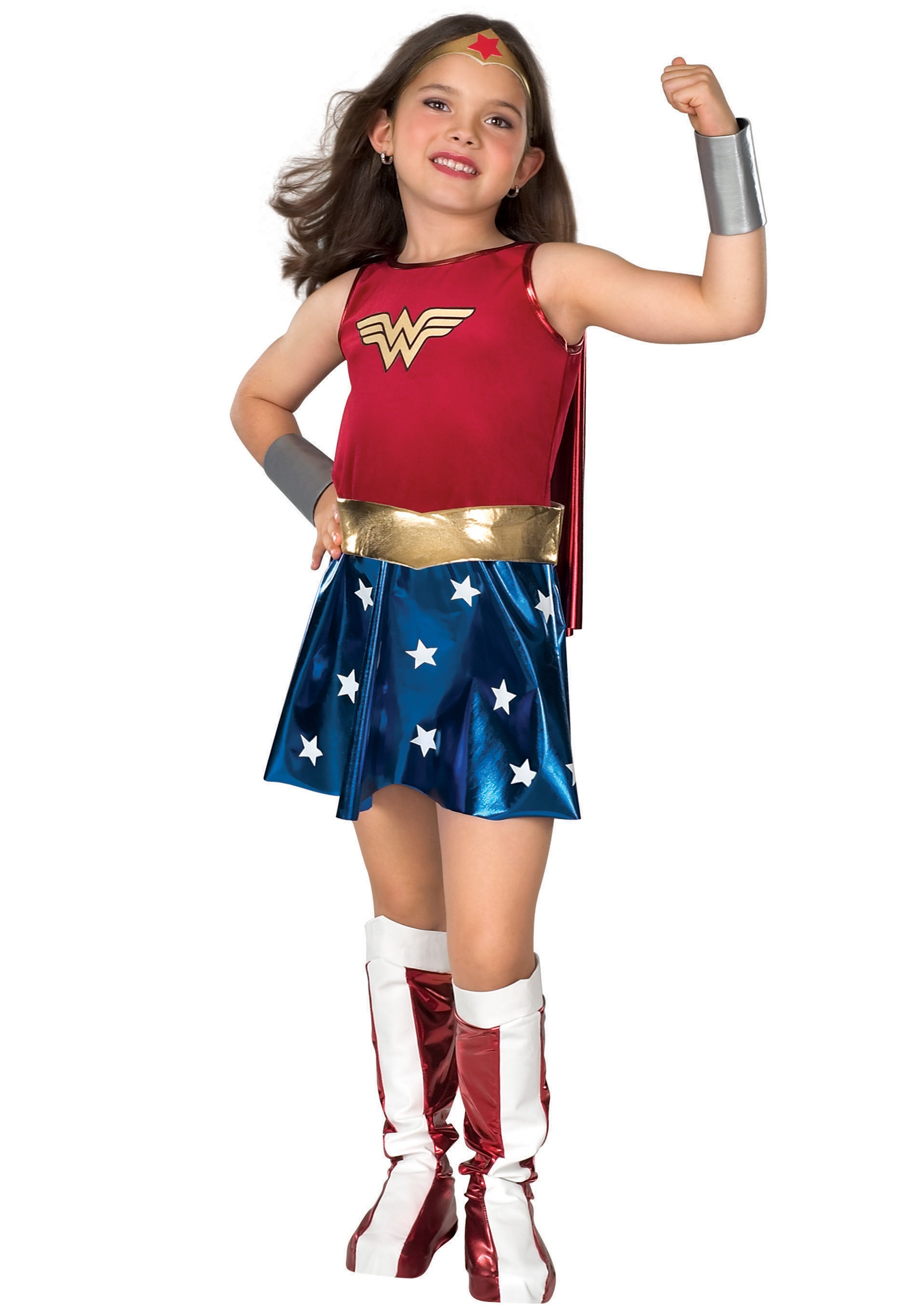 kids wonder woman costume rh halloweencostumes com au Wonder Woman Costume for Women Wonder Woman Costume for Women