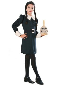 Child Wednesday Addams Costume
