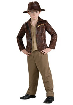 Deluxe Child Indiana Jones Costume