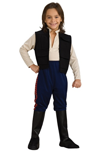 Deluxe Han Solo Child Costume