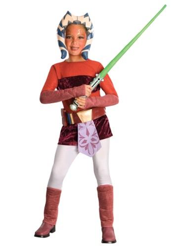 Child Deluxe Ahsoka Costume