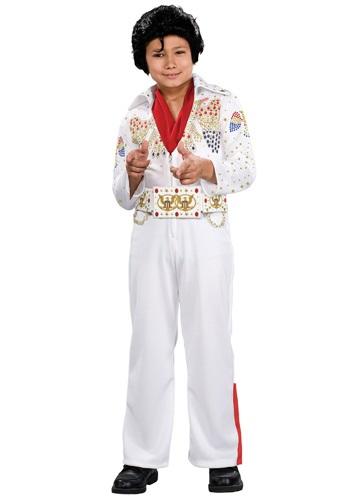 Deluxe Toddler Elvis Costume