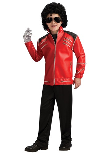 Child Beat It Michael Jackson Jacket