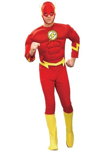 Deluxe Adult Flash Costume