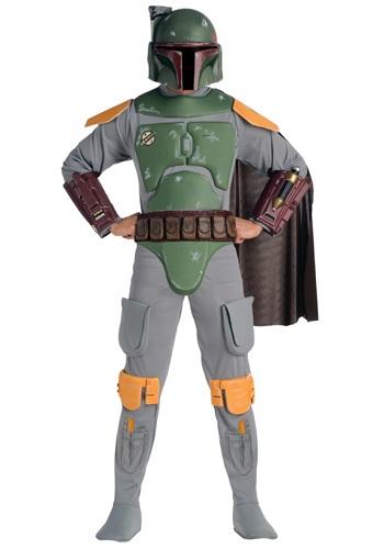Deluxe Adult Boba Fett Costume