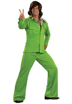 Green Leisure Suit